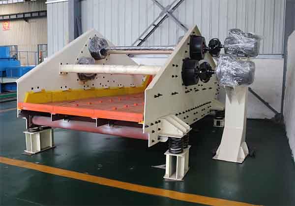 tailings dewatering screen
