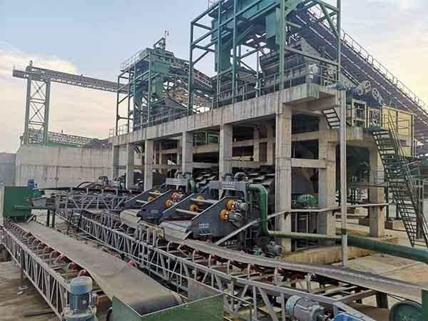 gravel wash plant design philippines