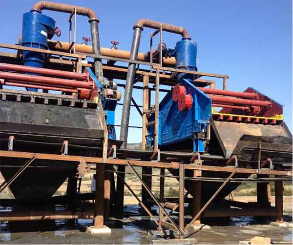 iron ore tailings dewatering